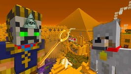 Minecraft Xbox  Survival Madness Adventures 2  The Pyramids of Giza 22