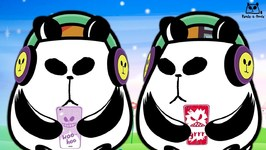 Sightseeing Tour - Panda A Panda - Funny Cartoons - Panda Episodes - New Kids Shows