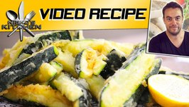 How To Make Zucchini (Courgette) Fries