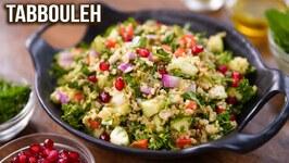 Tabbouleh Salad/ How To Make Tabbouleh/ Easy Salad Recipe/ Herb Salad/ Ruchi