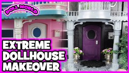 Extreme Dollhouse Makeover Draculaura's Vampire House