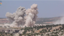 Airstrikes Reportedly Hit Hospitals in Idlib Province Towns