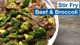 Glen's Absolute Fave Stir Fry Beef And Broccoli