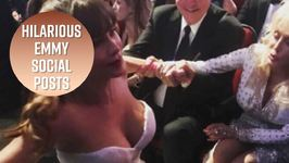 The Best Celeb Instagrams From Emmy Night