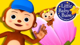 Little Baby Bum - Peekaboo - Nursery Rhymes for Babies