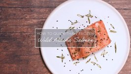 How To Quick-Thaw Wild Alaska Salmon