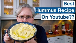 Is This The Best Hummus Recipe On Youtube?