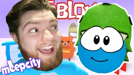 I STOLE A BABY IN MEEP CITY With  LITTLE KELLY !! Sharky Gaming - Roblox