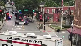 NJ Police Reportedly in Standoff with Armed Robbery Suspect