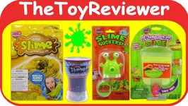 Slime Factory by Magic Time Out of This World Galaxy Writing Unboxing Toy Review