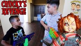 CHUCKY'S REVENGE - D and D SQUAD BATTLES