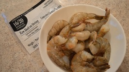 Loblaws Collosal 16/20 Frozen Raw Shell On Shrimp - What I Say About Food
