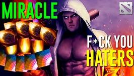 Miracle Invoker - FCK HATERS-  Dota 2