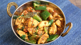 Chicken Kadai Recipe - Restaurant Style Chicken Recipe -Curries And Stories With Neelam