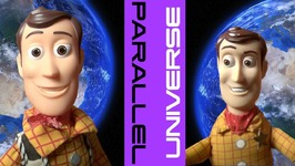 Toy Story 4 Parallel Universe Stunning Woody Buzz Lightyear