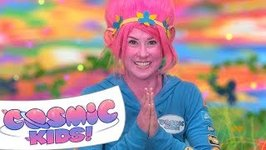 Trolls - A Cosmic Kids Yoga Adventure