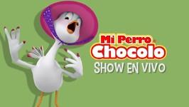 MI PERRO CHOCOLO - JOSEFINA LA GALLINA SHOW EN VIVO -CANCIONES INFANTILES
