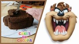 Taz Devil Cake