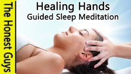 Deep Sleep Meditation - Healing Hands - Guided Sleep Talk Down