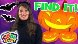 Find the Jack-O-Lanterns! - Sleepy Hollow Story with Ms. Booksy  - Find It Games  - Cartoons for Kids