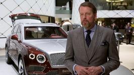 Bentley at 2018 Geneva Motor Show - Stefan Sielaff