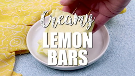 Creamy Lemon Bars And Cream Cheese Lemon Bars