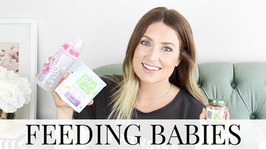 Feeding Babies - Introducing Formula And Solids