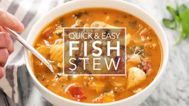 Quick and Easy Fish Stew