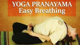 Yoga Pranayama - Breathing Techniques for Beginners - Exercises for Weight Loss