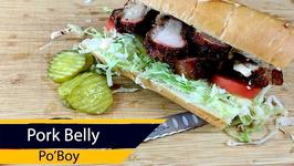 Porkbelly Poboy