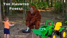 Little Heroes Halloween The Haunted Forest Halloween Parody