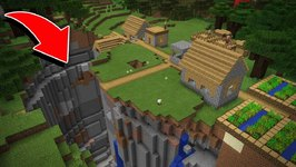 WORLDS BEST MINECRAFT SEED... EVER?-?- -20 Villages, Desert Pyramids, Ravines, Etc.