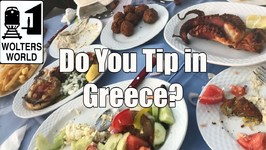 Visit Greece - Do You Tip in Greece - Yes