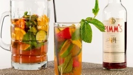 Pimms Cup For Wimbledon
