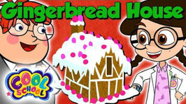 How To Make A Gingerbread House- Christmas Kids Science Experiment -The Nikki Show At Cool School