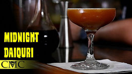 How To Make The Midnight Daiquiri Cocktail