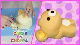 RILAKKUMA CAKE  (How To) Feat: Kim Dao