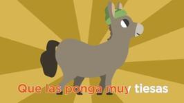A Mi Burro Le Duele La Cabeza - Canciones Infantiles