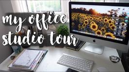 My Office/Studio Tour