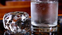 How To Make Clear Ice Cubes For Cocktails -Bartending 101