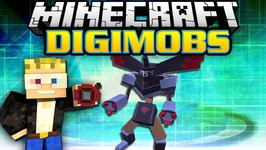 Minecraft Modded Survival - Digimobs Modded Adventures - Rapidmon 17