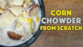 1918 Corn Chowder Recipe - Metropolitan Cookbook