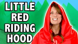 Little Red Riding Hood - Story Time With Ms Booksy And Drew Pendous
