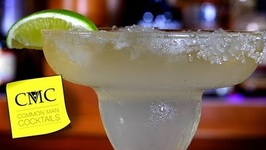 How To Make A Margarita With Margarita Mix -Bartending 101