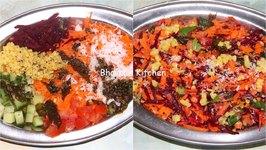 Moong Daal Kachumber - Indian Salad