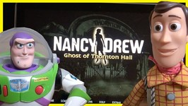 Toy Story 4 - Nancy Drew Ghost Of Thornton Hall Game - Woody Buzz Game Review