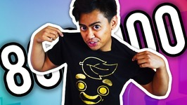 800,000 SUBSCRIBERS Plus LIMITED EDITION SHIRT GIVEAWAY - SPREADLOVE