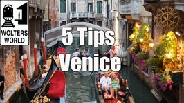 Visit Venice - 5 Vital Tips for Visiting Venice, Italy