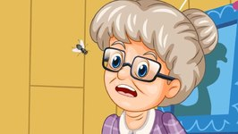 There was an Old Lady Who Swallowed a Fly Song