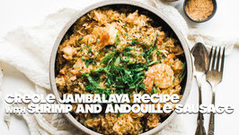 Easy Jambalaya With Shrimp And Andouille Sausage